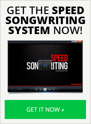 GET THE SPEED SONGWRITING VIDEO GUIDE